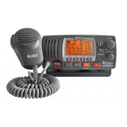 RADIO BASE VHF MARINO 25W GPS
