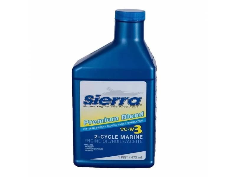 SIERRA MARINE ENGINE OIL Aceite Lubricante Uso Náutico