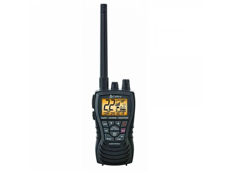RADIO HANDY VHF 6W